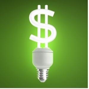 led-sparen-geld