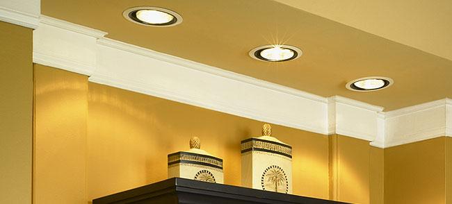led-lampen-eingebaute-deckenspots