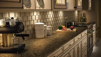 led lampen in der k che tipp und tricks von led experten. Black Bedroom Furniture Sets. Home Design Ideas