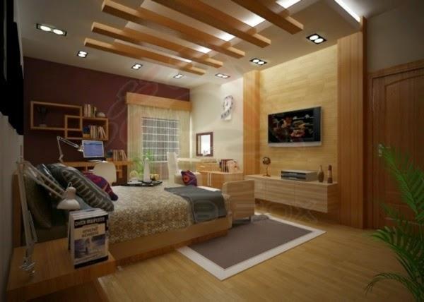 LED-Deckenleuchten im Schlafzimmer