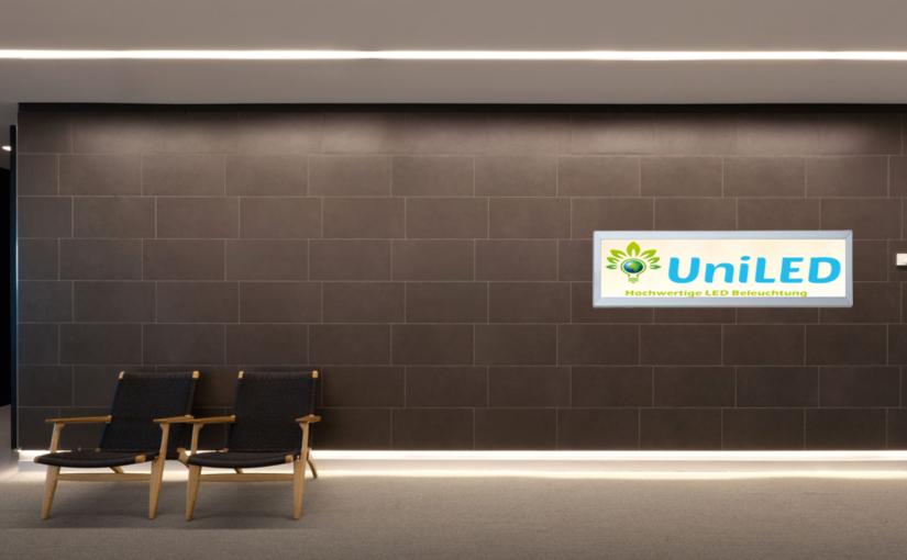 5 elegante Wege LED indirekte Beleuchtung im Büro zu verwenden
